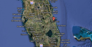 Florida s indian river lagoon red fishing bob redfern for Fish table sweepstakes near me